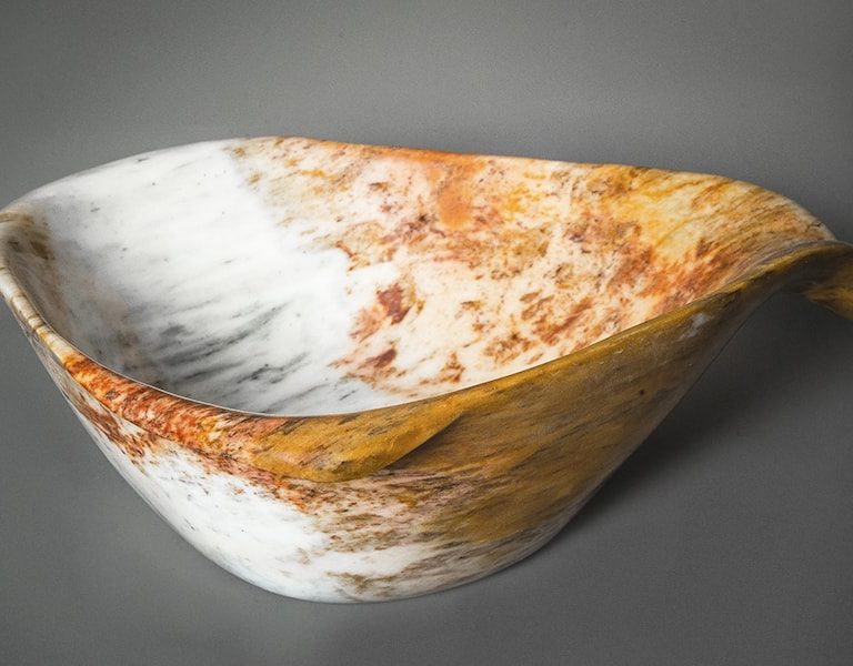 Оранжевая раковина